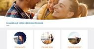 Online-Schutz für Auto, Reise und Freizeit: RCI Versicherungs-Service mit neuem Internetauftritt (FOTO)