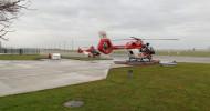 """DRF Luftrettung stellt weiteren Hubschrauber in Dienst / """"Christoph 114"""" ab heute in Sachsen im Einsatz (FOTO)"""