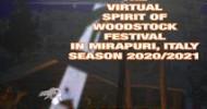 Wunderschöne Weihnachts-Stimmung in Episode 7 'FAMILY CHRISTMAS' des Virtuellen Spirit of Woodstock Festival