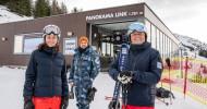 Snow Space Salzburg startet mit der neuen Panorama Link Verbindungsbahn in die Wintersaison! – aus dem Skigebiet