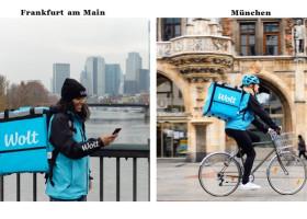 Food Delivery Service Wolt weitet Geschäft in Deutschland aus: Ab jetzt auch in Frankfurt a.M. und München verfügbar / Tim Nilsson ist General Manager von Wolt in Deutschland (FOTO)