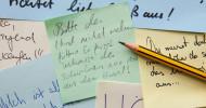 """Zum Tag der Handschrift: Ich schreib"""" das mit der Hand! (FOTO)"""