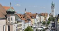 Schlemmen und Shoppen in der Gäubodenstadt Straubing