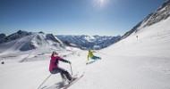 Skisaison open end am Hintertuxer Gletscher
