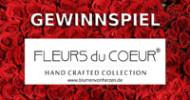Infinity Rosenbox Gewinnspiel bei FLEURS du COEUR