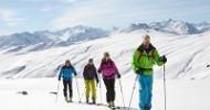 Osterhasen brauchen Ski und Sonnenbrille im Castello Königsleiten