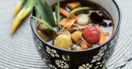 Mit Suppen entgiften und das Immunsystem stärken