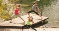 Das Rieser: Namaste am Achensee