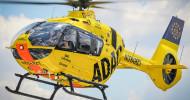 ADAC Luftrettung: Im Jubiläumsjahr gefordert wie noch nie (FOTO)