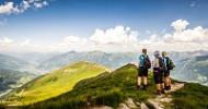 Beflügelt: Höhenluft und Thermenwelt Weitwandern am Gastein Trail