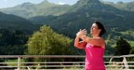 """""""Atme die Berge"""" Yogafrühling in Gastein"""