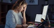 Zahl der Woche: 87 / Wenn die Seele nicht mehr mitspielt: Psychische Erkrankungen häufigste Ursache für eine Berufsunfähigkeit (FOTO)