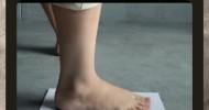 Online-Schuhberatung per AR / Joe Nimble entwickelt 3D-Fußscanner per Smartphone-App und bietet in Kooperation mit TRYFIT die perfekte Online-Schuhgrößenberatung (FOTO)