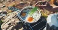 Von Kaffeekochen bis Kühlbox: So lange hält die Gaskartusche beim Camping (FOTO)