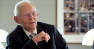 """Wolfgang Schäuble zu Gast in """"lesenswert"""" (FOTO)"""