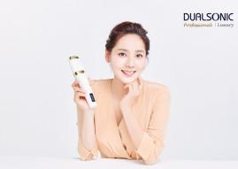 Neues Gerät für junge Haut von DUALSONIC, Süd-Koreas führendem Hersteller von Schönheitsgeräten für zu Hause