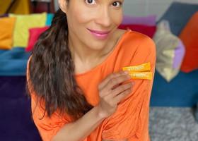 Annabelle Mandeng: Lintia ist mein Energieschub für einen anstrengenden Tag! (FOTO)