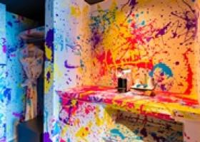 Explosion der Kreativität