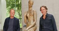 In 3sat: Markus Brock checkt mit Stefan Hunstein das Lehmbruck Museum (FOTO)