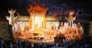 Nessun dorma:  Placido Domingo sorgt als Dirigent in der Arena di Verona dafür, dass keiner schlafe