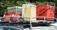 Autogepäckträger haben in der Urlaubszeit Hochsaison