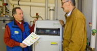 Rotex A1: AusgereifteÖl-Brennwerttechnik mit regenerativer Komponente