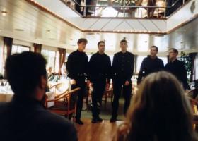 A-Cappella-Hochzeit: Bremer Hochzeitspaar wird zu süßen Klängen vermählt