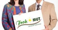 FrohMUT – aus purer Lebenslust. Für Ihre Gesundheit!