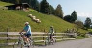 Mit dem Fahrrad die Alpenüberqueren