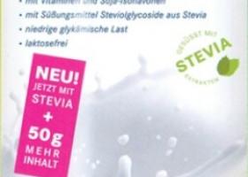 Neu bei Bodymed: Sana-Fit Soja mit Stevia