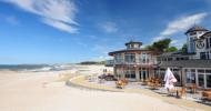 Strandhotel Apollo **** an der polnischen Ostsee: Ostseeurlaub für Anspruchsvolle und Genießer