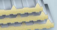 Die Fa. Heinl Bauelemente berät über Vorteile von Sandwichelementen gegenüber Trapezblechen