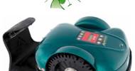 Ein Mähroboter verwöhnt den Rasen in Ihrem Garten
