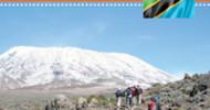 Ab auf den Kilimandscharo!