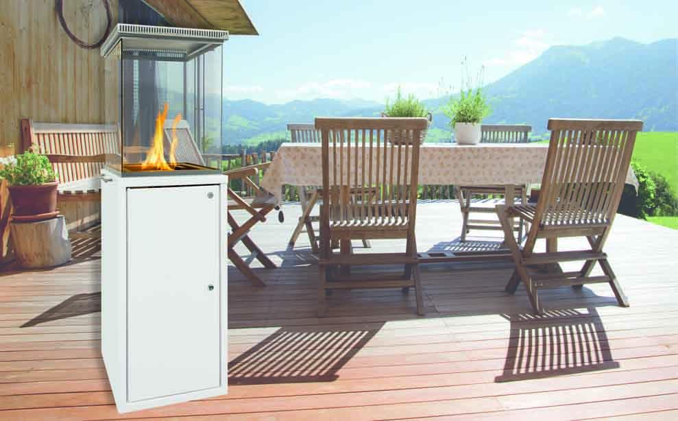spartherm feuerungstechnik au enkamin f r terrasse und. Black Bedroom Furniture Sets. Home Design Ideas