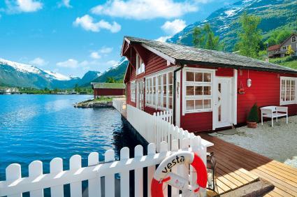ferienhaus urlaub in skandinavien saison 2013 jetzt buchbar bei inter chalet bild gateo. Black Bedroom Furniture Sets. Home Design Ideas